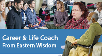 Career and Life Coach from eastern wisdom  program