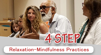 4-Step Relaxation Mindfulness program