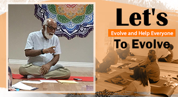 Let's Evolve And Help Everyone To Evolve program